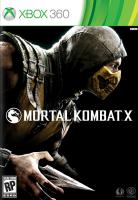 игра Mortal Kombat X XBOX 360