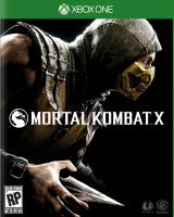игра Mortal Kombat X Xbox One