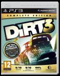 игра DiRT 3: Полное издание PS3
