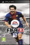 игра FIFA 13 PSP