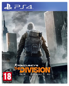 игра Tom Clancy's: The Division PS4