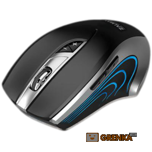 Zalman ZM-GM1 Laser Gaming Mouse