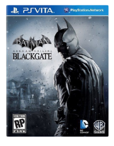 игра Batman: Arkham Origins Blackgate PS Vita