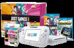 Приставка Nintendo Wii U Basic Just Dance & Wii Party U Pack