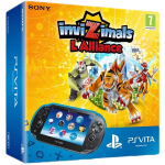 Приставка PS Vita Black 3G Bundle Invizimals The Alliance
