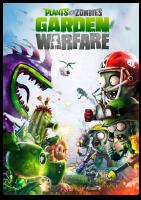 игра Ключ для Plants vs Zombies Garden Warfare