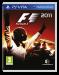 игра F1 2011 PS Vita