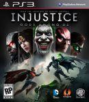 игра Injustice: Gods Among Us PS3