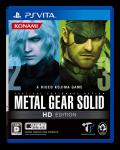 игра Metal Gear Solid HD Collection PS Vita