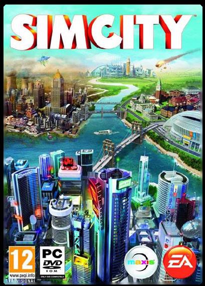Купить Ключ для SimCity 2013 | СимСити 2013, Electronic Arts