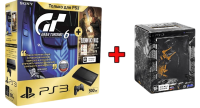 Приставка Sony Playstation 3 GT6, Одни из нас Bundle