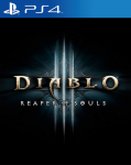 игра Diablo 3: Reaper of Souls Ultimate Evil Edition PS4
