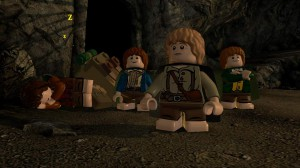скриншот LEGO Lord of the Rings PS3 #7