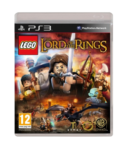 игра LEGO Lord of the Rings PS3