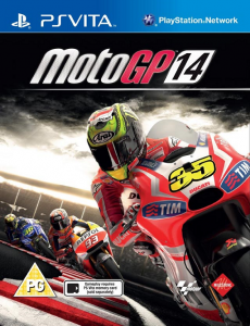 игра MotoGP 14 PS Vita