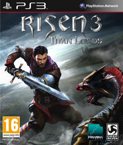 игра Risen 3: Titan Lords PS3