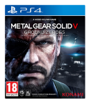 игра Metal Gear Solid V Ground Zeroes PS4