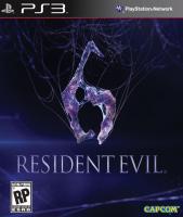 игра Resident Evil 6 PS3
