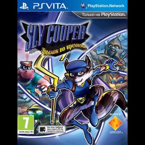 игра Sly Cooper: Прыжок во времени PS Vita