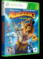 игра Мадагаскар 3 XBOX 360