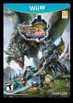 игра Monster Hunter 3 Ultimate Wii U