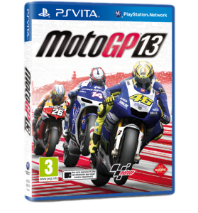 игра MotoGP 13 PS VITA