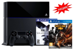 Приставка PlayStation 4 Killzone Shadow Fall, InFamous Second Son Bundle