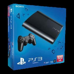 Приставка Sony Playstation 3 Super Slim (500Gb, CECH-4008C)