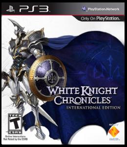 игра White Knight Chronicles PS3