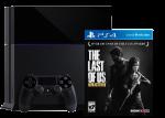 Приставка Sony PlayStation 4 Last Of Us Remastered Bundle