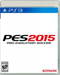 игра Pro Evolution Soccer 2015 PS3