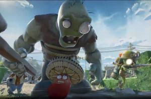 скриншот Plants vs Zombies Garden Warfare PS3 #2