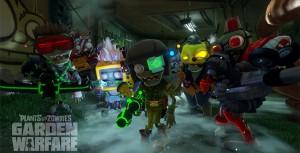 скриншот Plants vs Zombies Garden Warfare PS3 #3