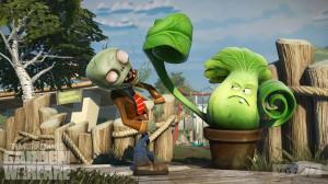 скриншот Plants vs Zombies Garden Warfare PS3 #5