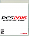 игра Pro Evolution Soccer 2015 PS VITA