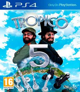 игра Tropico 5 PS4