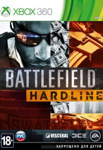 игра Battlefield: Hardline Deluxe Edition XBOX 360