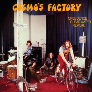 Creedence Clearwater Revival: Cosmo's Factory (LP)