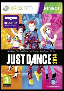 игра Just Dance 2014 XBOX 360