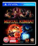 игра Mortal Kombat PS Vita