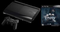 Приставка Sony PlayStation 3 Thief Bundle