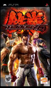 игра Tekken 6 PSP