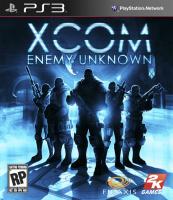 игра XCOM: Enemy Unknown PS3