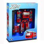 Робот-трансформер: Пожарная машина
