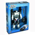 Робот-трансформер: Полиция
