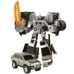 Робот-трансформер: Toyota Land Cruiser