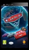 игра Cars 2 PSP (русская версия)