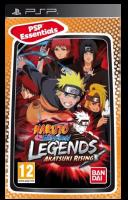 игра Naruto Shippuden Legends Akatsuki Rising ESN PSP