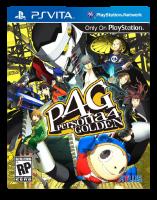 игра Persona 4 The Golden PS VITA