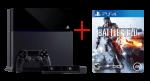 Приставка PlayStation 4 Battlefield 4 LE Bundle + камера